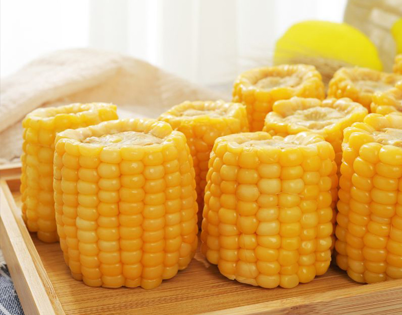 供应速冻甜玉米棒